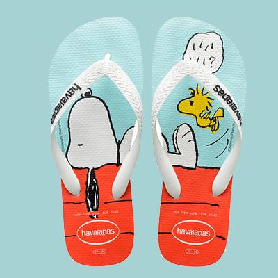 卡通橡胶拖鞋
